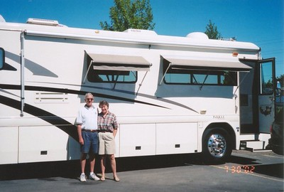 RV Travels 2001-2008